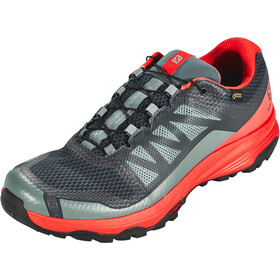 Salomon XA Discovery GTX Kengät Miehet, stormy weather/high risk red/black